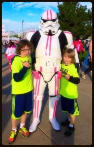 Storm Trooper PINK